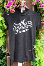 Southern Pressed Juicery's Gray Unisex Crewneck T-shirt