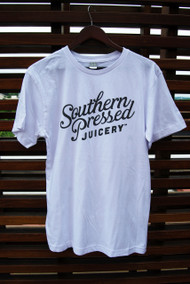 Southern Pressed Juicery's White Unisex Crew Neck T-shirt