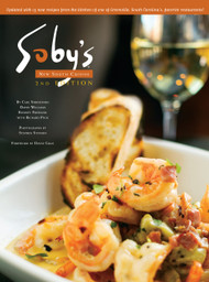 Soby's 2nd Edition Cookbook-2015 (ALL MONTH LONG ONLY $25)