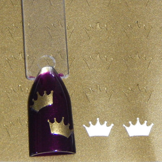 Royal Crown Decals