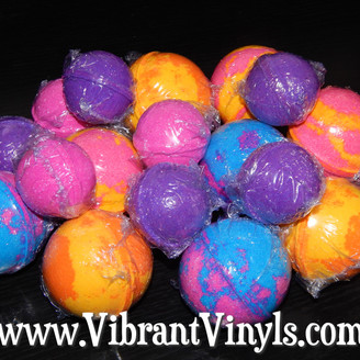 You're The Bomb! Bath Bombs