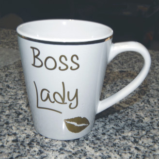 Boss Lady Mug - Multiple Styles