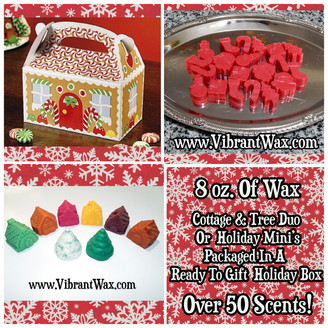Holiday Wax Gift Set - PREORDER TAT 1 WEEK