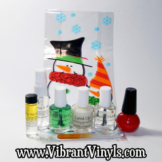 Holiday Nail Care Gift Set #1