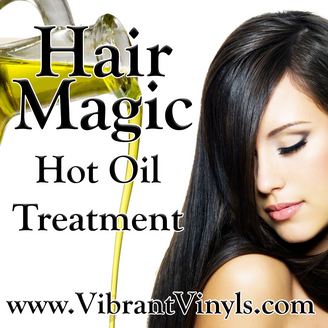 Hair Magic - Hot Oil Treatment