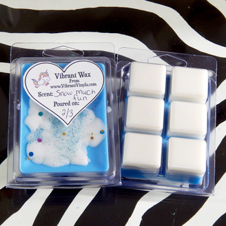 Snow Much Fun Wax Melts - RTS Clamshell