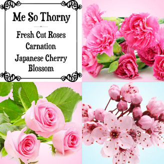 Me So Thorny Wax Melts - RTS Clamshell