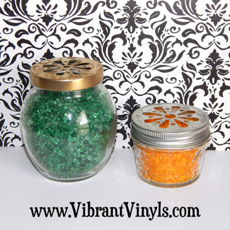 Fragrance Crystal Jars