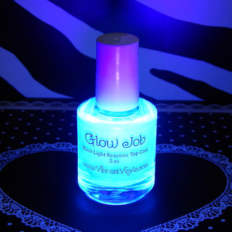 Glow Job - Black Light Top Coat