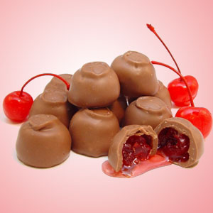 Chocolate Covered Cherries Wax Melts