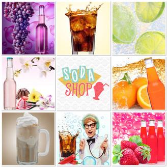 Soda Shop Sampler PREORDER