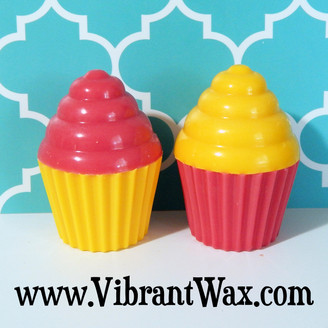Made To Order Wax Cupcakes