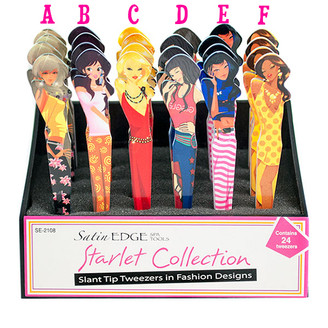 Satin Edge Starlet Collection Tweezer