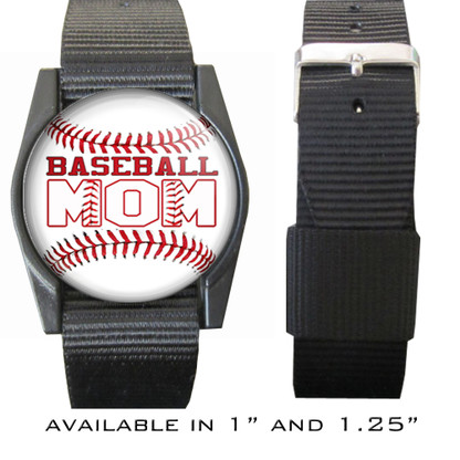 Baseball Mom Bracelet/Wristband