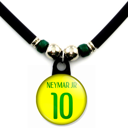 brazil neymar necklace