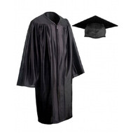 Heart Mountain Cap, Gown, Tassel