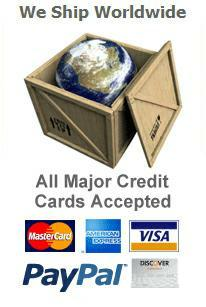 All major credit cards accepted