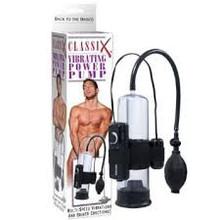 Classix- Vibrating Power Pump