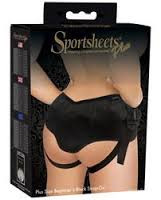 SportSheets- Plus Size Beginners Strap-on Harness