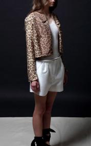 Valton Jacket - Leopard