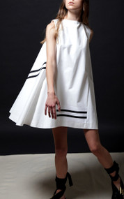 Aves Dress - Woven Cotton