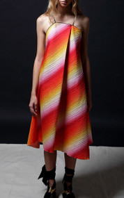 Pavilion Dress - Rainbow