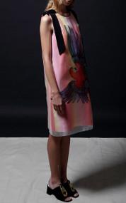Heller Dress - Macaw