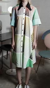 Rist Dress - RGB Print