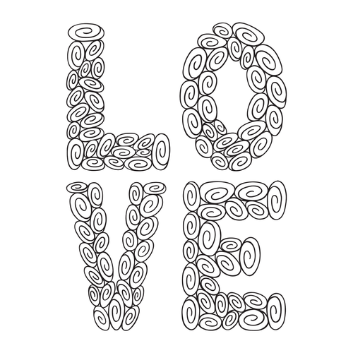 L-O-V-E gives you 100 swirls to get where you want to go!