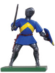 DEAL OF THE DAY! Britains 48705 - English Knight Sir John d'Abernoun Painted Metal 1/32