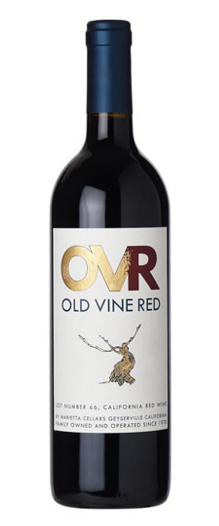 Marietta Old Vine red Lot #66