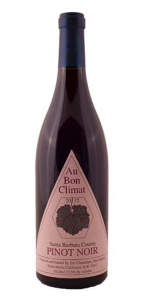 Au Bon Climat Pinot Noir 2016