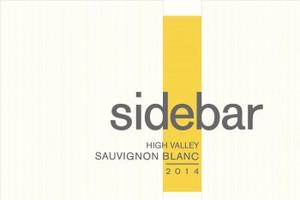 Ramey Sidebar Sauvignon Blanc 2015