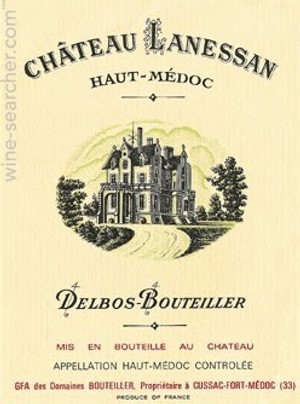 Chateau Lanessan Haut Medoc 1998