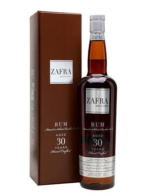Zafra 30 year Rum