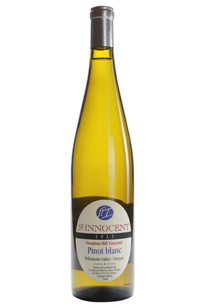 St. Innocent Freedom Hill Vineyard Pinot Blanc 2014