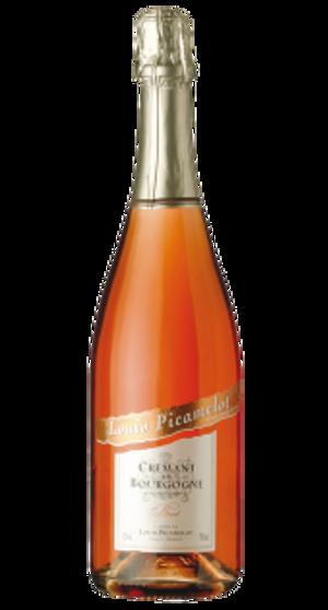 Louis Picamelot Crémant de Bourgogne Rosé