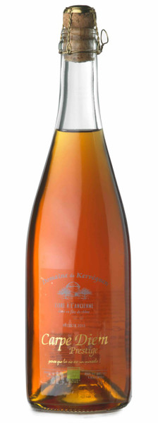 Domaine Kerveguen Carpe Diem Prestige Apple Hard Cider Brut 2014