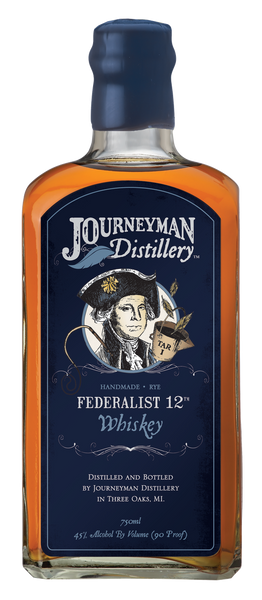 Journeyman Not a King Whiskey