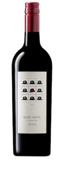 Nine Hats Red Blend 2015