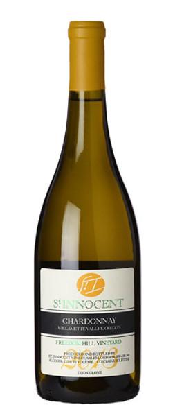 St. Innocent Freedom Hill Vineyard Chardonnay 2014
