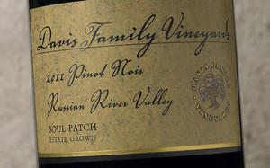 Davis Family Soul Patch Pinot Noir 2014