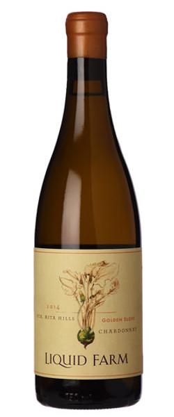 Liquid Farm Golden Slope Chardonnay 2014
