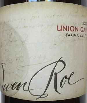 """Owen Roe """"Union Gap Vineyard"""" 2010"""