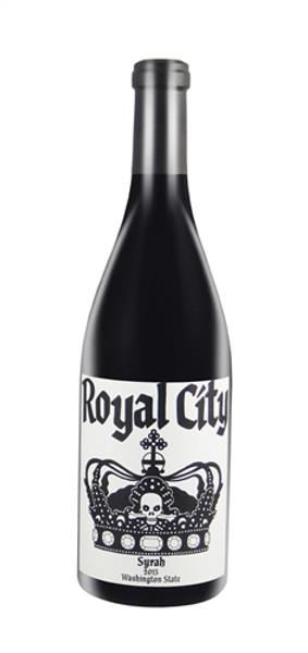 K Vintners Royal City Syrah 2014