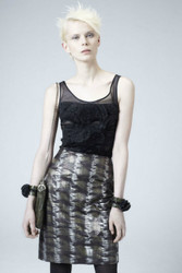 13650 THE VIENNA TOP + 13401 THE ISABELLA SKIRT