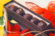 Confectionally Yours - Organic Truffles Hand Crafted Non-GMO (5 pieces)