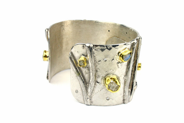 Michelle Delville - Winter Season Cuff Bracelet 2