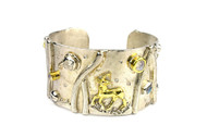 Michelle Delville - Winter Season Cuff Bracelet