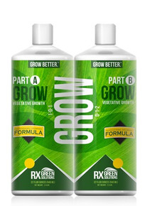 Rx Green Solutions Grow A & B Set